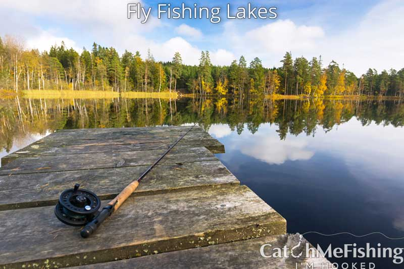 Fly fishing lakes for beginners