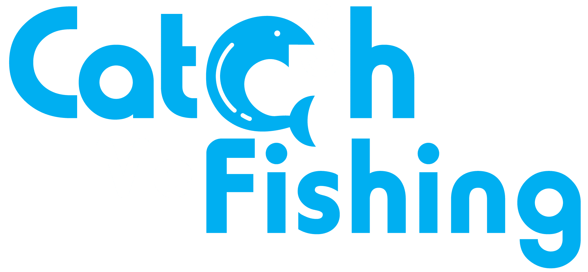 Catchmefishing logo fishing tutorials and tips