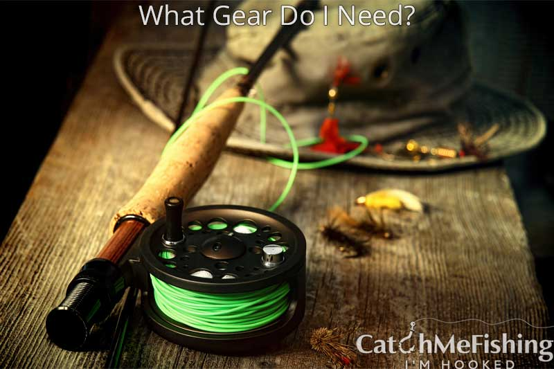What fly fishing gear do I need for beginner