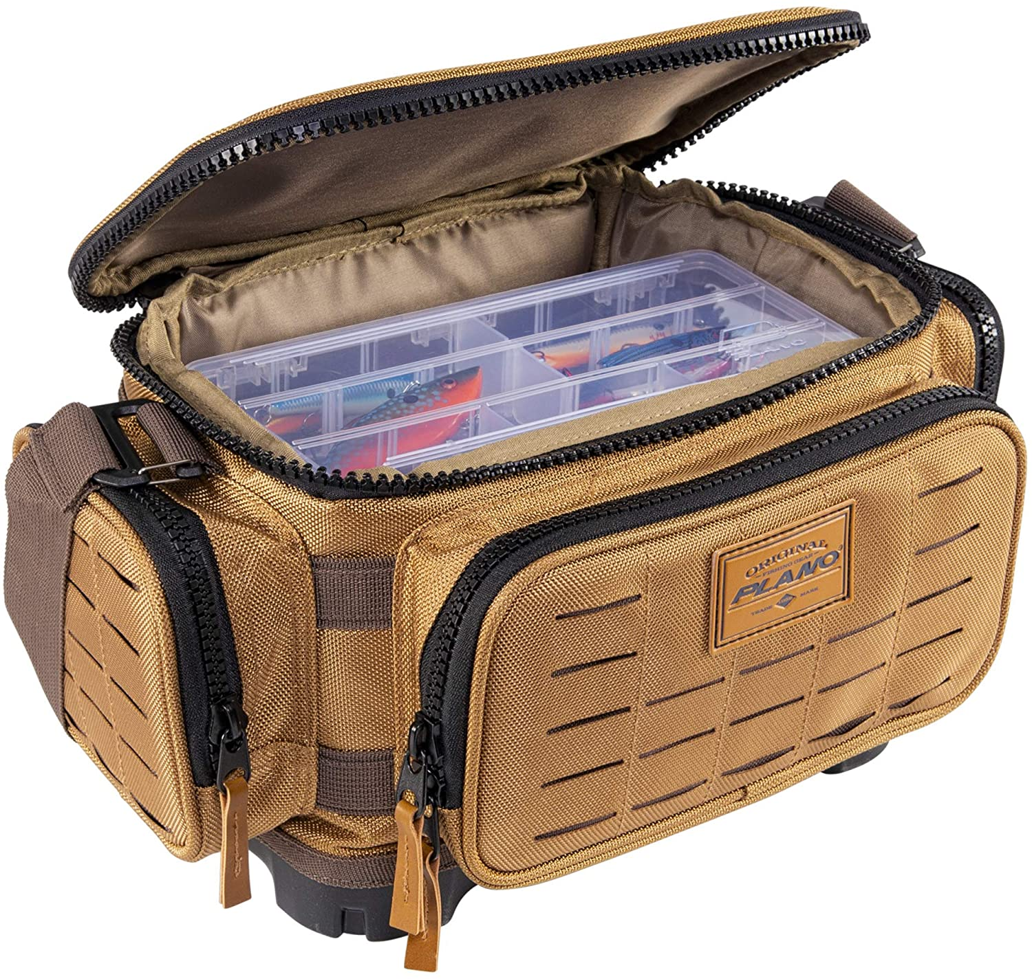 fishing tackle bag reviews