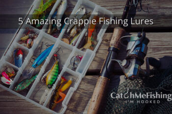 5 Amazing Crappie Fishing Lures