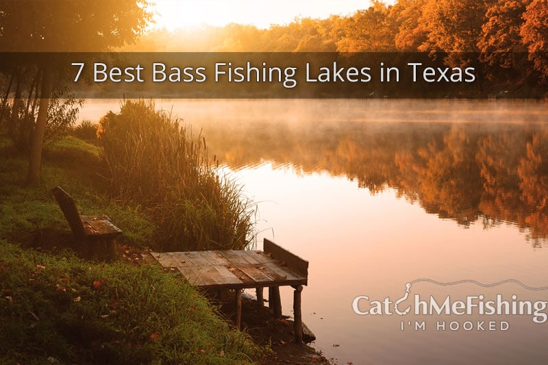 7 Best Bast Fishing Lakes in Texas