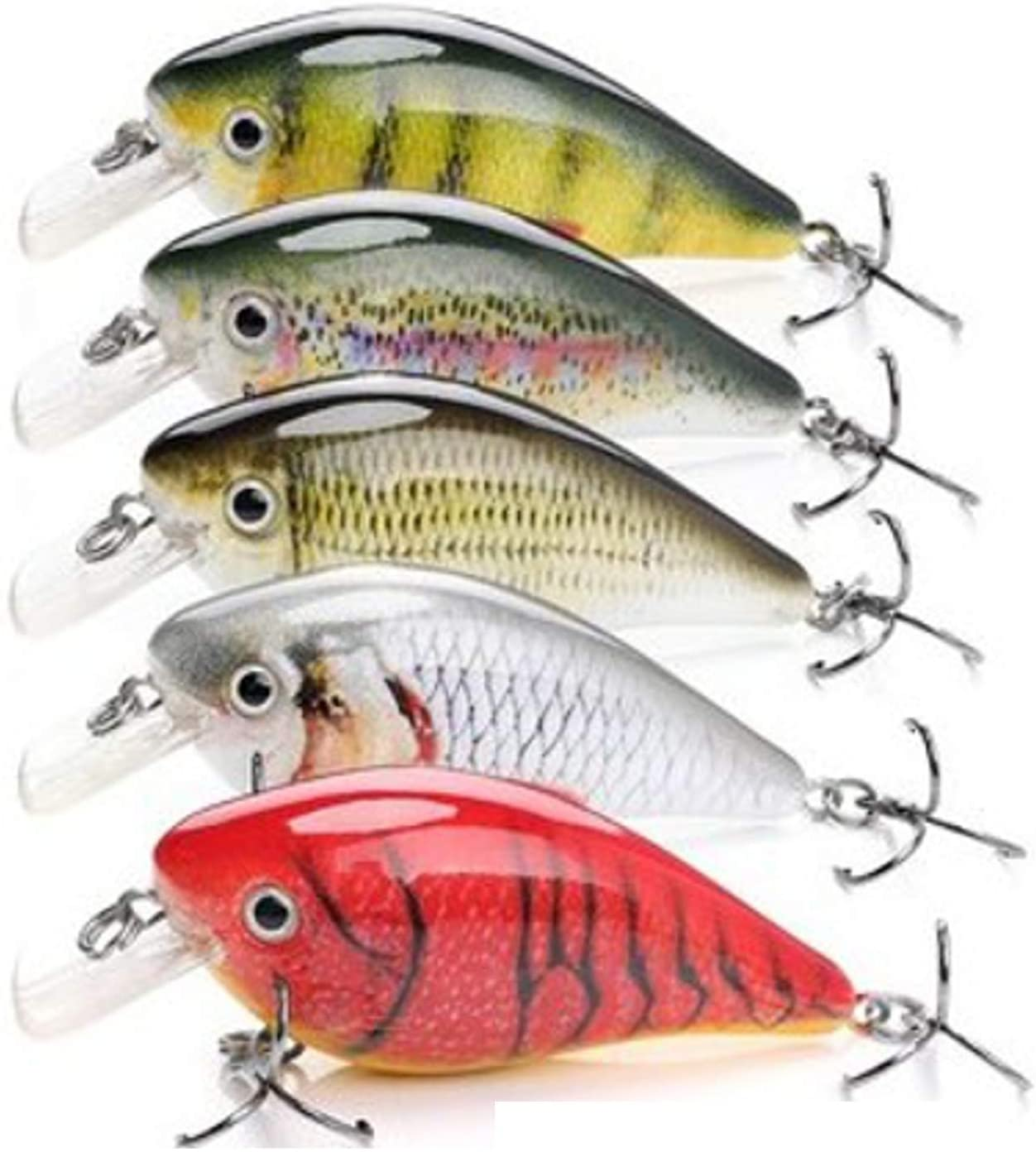 Codaicen Bait Fish Crankbait Life Like Fishing Lures best crankbait