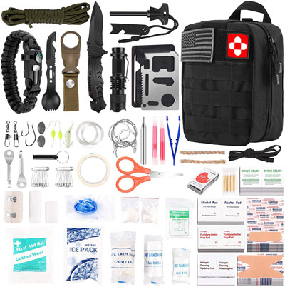 First Aid Kit for Night Fishing