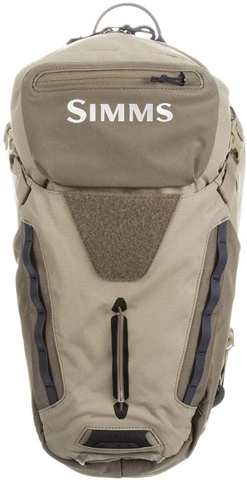Simms Freestone Ambidextrous Fishing Sling Bag Best Fishing Backpacks