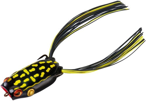 Topwater Frog Lures for Night Bass Fishing