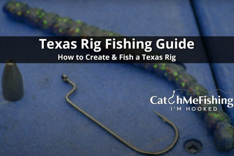 Texas Rig Fishing Guide How to Create and Fish Texas Rig