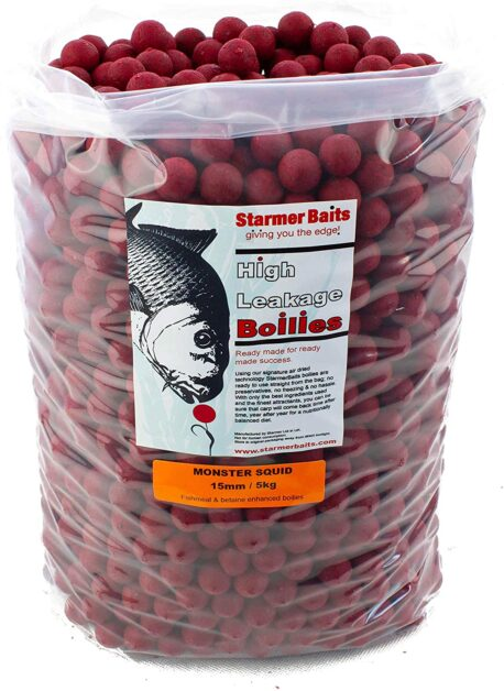Monster Squid boilies